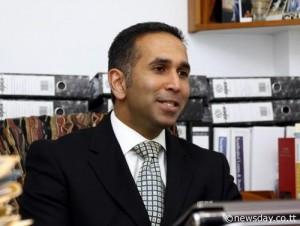 Attorney General Faris Al Rawi
