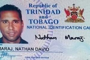 headless man ID