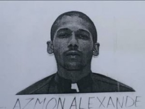murder accused Asmond Alexander