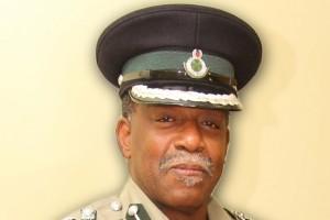 Commissioner of Prisons, Sterling Stewart