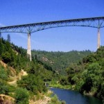 Foresthill Bridge, is the tallest bridge in California