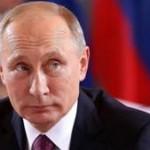 Russian President, Vladimir Putin