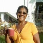 Melan June Salvary-Doyle, killed in Dutch St Maarten as Irma battered the island