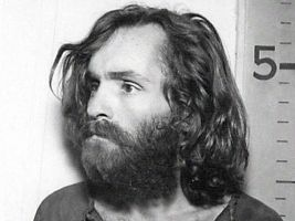 Charles Manson in undated photo