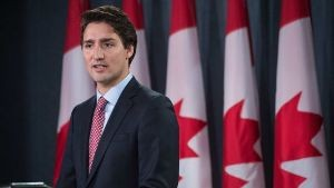 Canada Prime Minister, Justin Trudeau