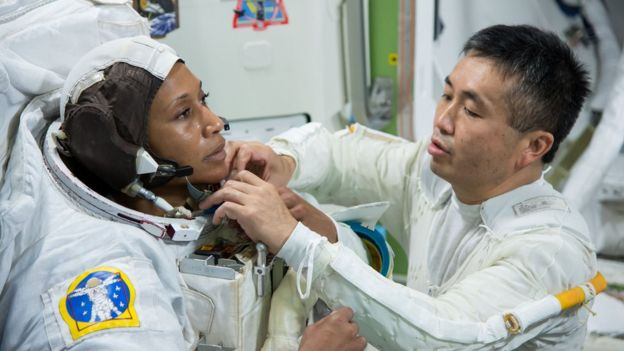 First black female assigned to International Space Station pulled from mission