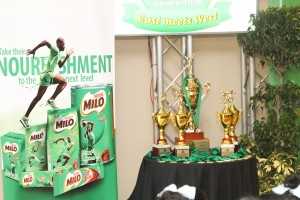 Photo 3 - Medal & trophies! Student athletes will compete for these at the 2018 Games