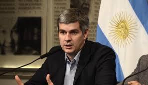 Cabinet Chief Marcos Peña