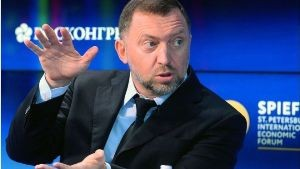 Oleg Deripaska PHOTO: courtesy BBC