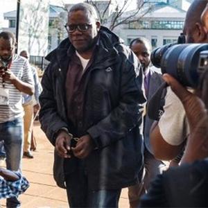Zimbabwean Opposition politician Tendai Biti