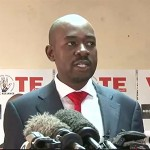 Nelson Chamisa's MDC Alliance