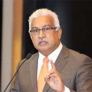 Health Minister Terrence Deyalsingh