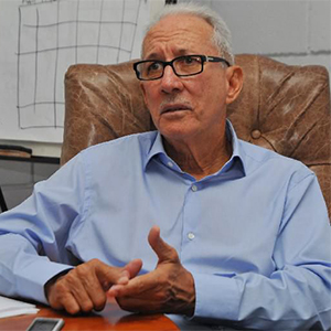 Petrotrin Chairman Wilfred Espinet