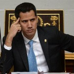 Juan Guaidó, head of the Opposition-Controlled National Assembly