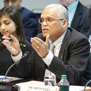 Chairman of CEPEP, Ashton Ford