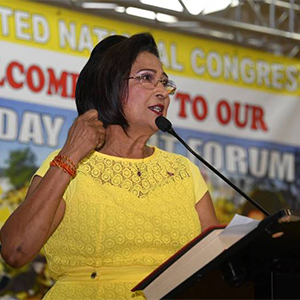 Opposition Leader, Kamla Persad Bissessar