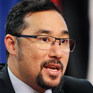 National Security Minister of Trinidad & Tobago, Stuart Young
