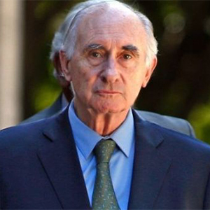 Former Argentina President Fernando De La Rua