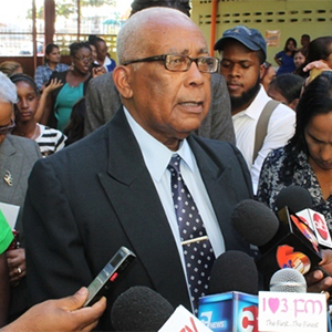 Education Minister of Trinidad and Tobago, Anthony Garcia