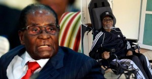 Former President of Zimbabwe, Robert Mugabe