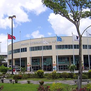 Piarco International Airport, Trinidad